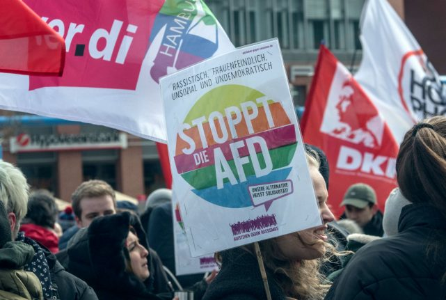 AfD faces ridicule for erasing Islam survey after result doesn't go its way