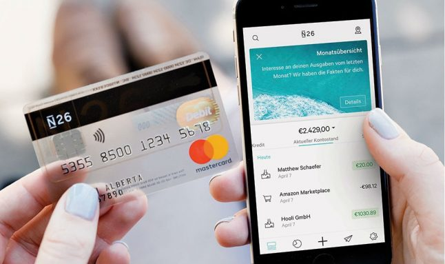 What is the digital German bank N26 that's about to hit a million customers?