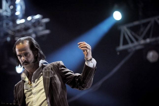 Nick Cave and Johnny Depp among headliners at 2018 Montreux Jazz Festival
