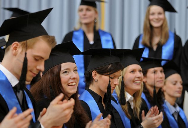 These are the companies that German graduates are most keen to work for
