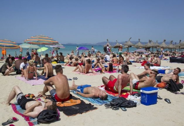 New crackdown on British holidaymakers who fake food poisoning