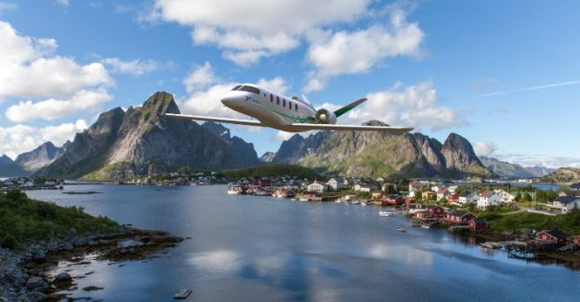Norway aims to prove that aviation can go green