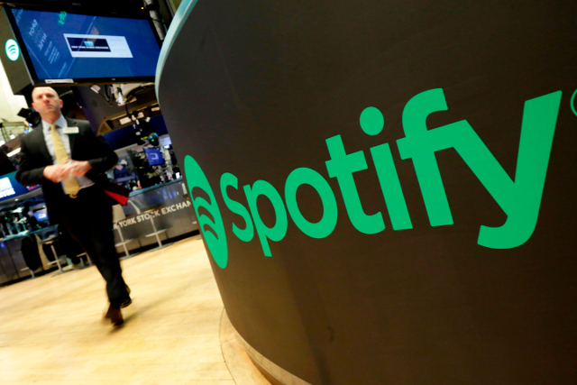 All eyes on Spotify as it debuts on the stock market