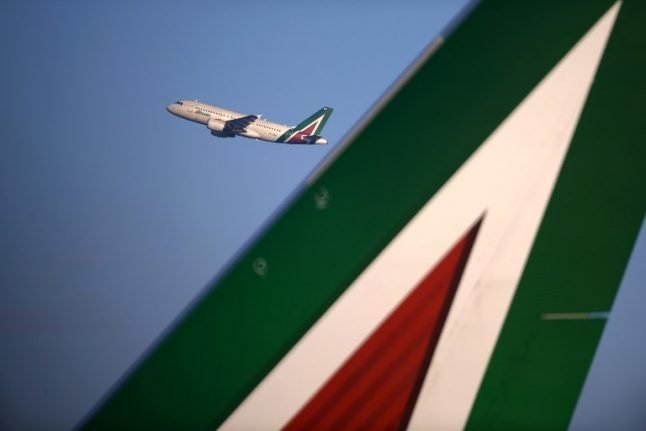 Lufthansa's offer for Alitalia is the 'most promising': minister