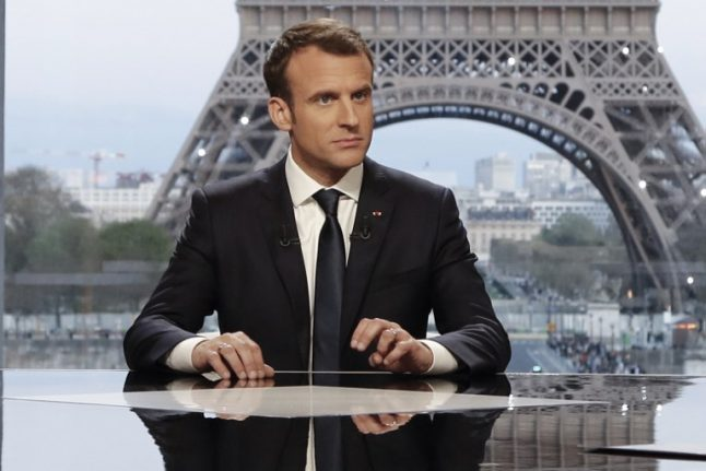 France convinced Trump to stay in Syria, says Macron