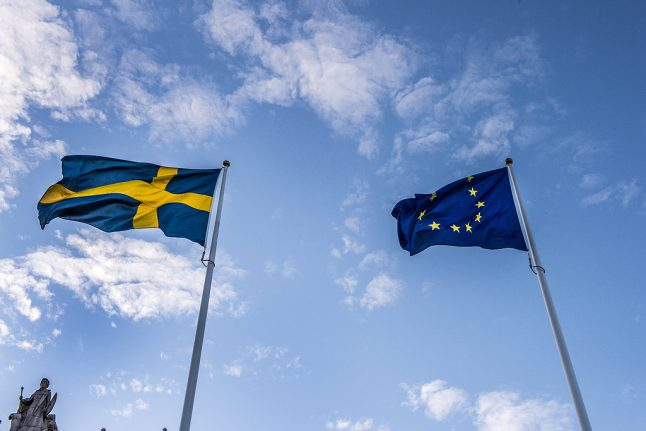 More faith in the EU and the economy: Six changes in Swedish opinion