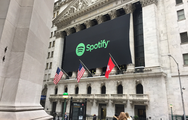Spotify: Swiss or Swedish? Whatevs, says New York, flies the wrong flag