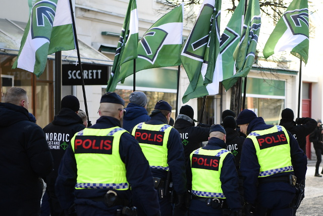 2017 sets new record for neo-Nazi activity in Sweden