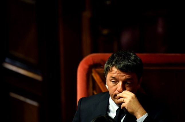 Five Star Movement coalition is 'absurd', says Italy's ex-PM Matteo Renzi