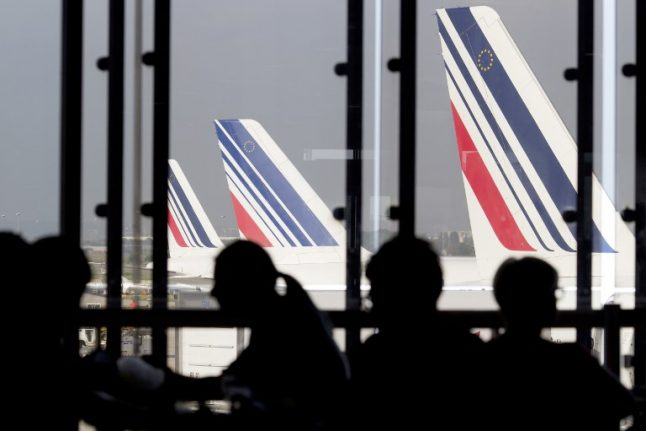 Air France unions to stage more strikes in 'early May'