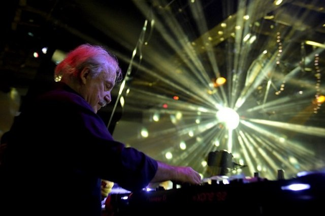 Meet the Italian 'father of disco' still behind the decks at 78