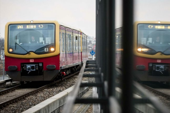 Couple attack passengers on Berlin train for interrupting oral sex