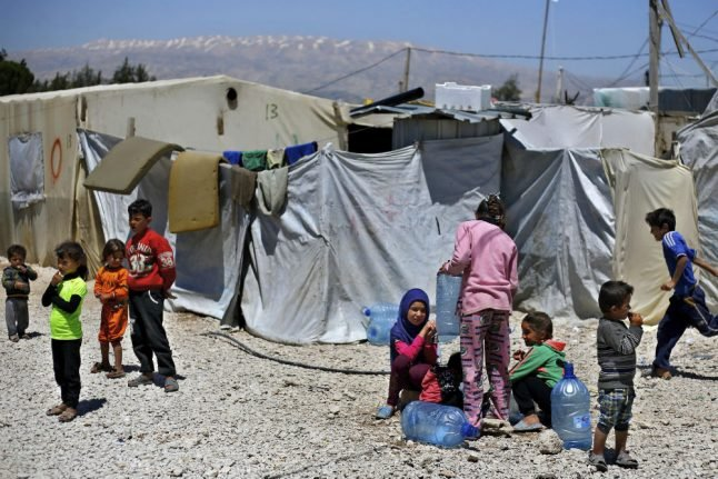 Germany to give an additional €1 billion in aid to Syria