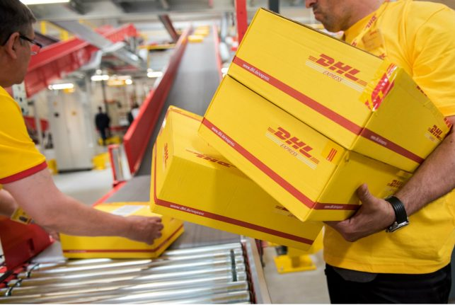 Police say DHL blackmailer has struck again after parcel bomb found in Berlin