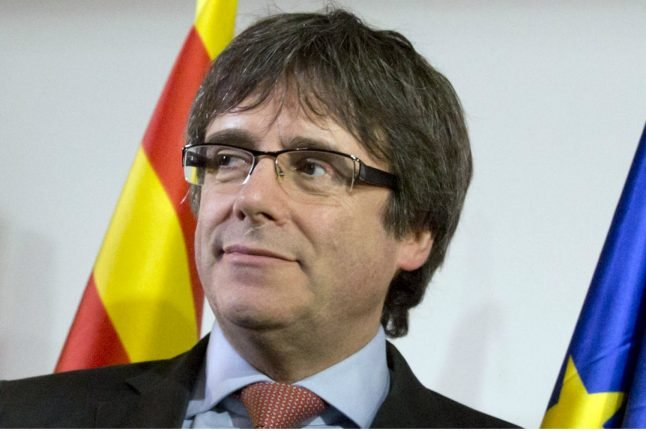 German prosecutors apply for Puigdemont to be deported to Spain