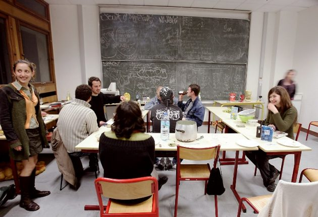 Erasmus tips: How to survive at a French university