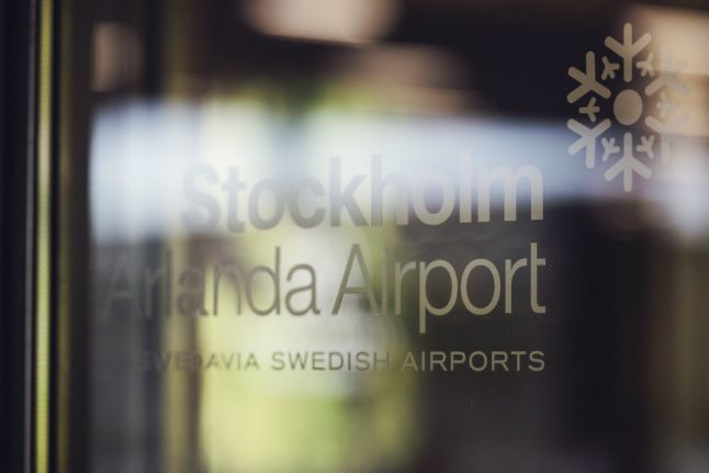 Man who sent threatening mail to ministers arrested at Stockholm Airport