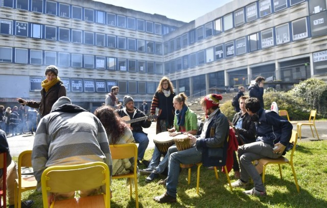 Who are all these international students in France and where do they study?