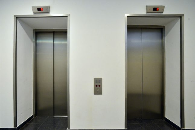 'Danger to life and limb': 2,000 elevators shut down in Germany last year
