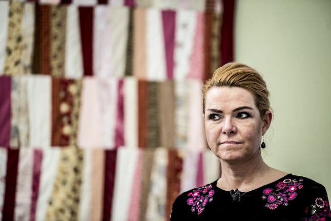 Unsurprising that stricter Danish rules give fewer Muslims citizenship: immigration minister