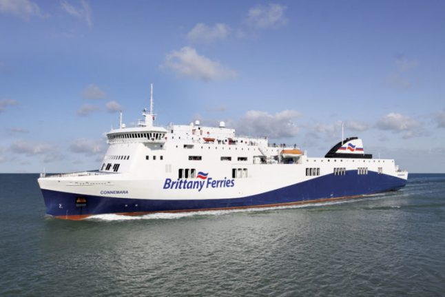 New direct Ireland-Spain ferry route launches