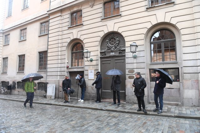 Swedish Academy members granted leave after scandal