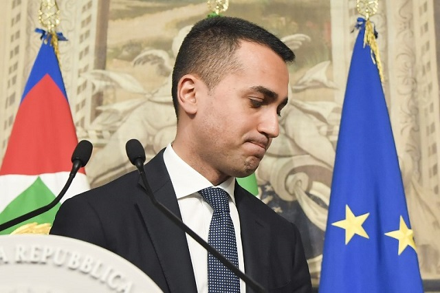 New Italian government put on hold as 'key issues' remain unresolved