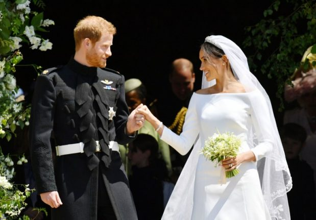 IN PICS: This is how Brits in Spain celebrated the Royal Wedding