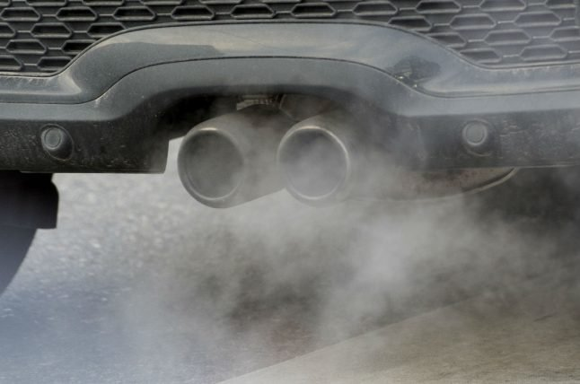 EU takes Germany to court over poor quality of air
