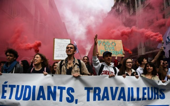 French university exams halted for hundreds as student protests persist