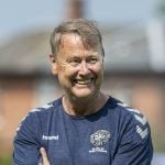 Norwegian outsider Hareide leads Danes to World Cup