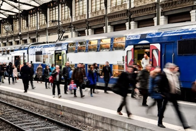 French rail strikes latest: Train services disrupted once again on Friday