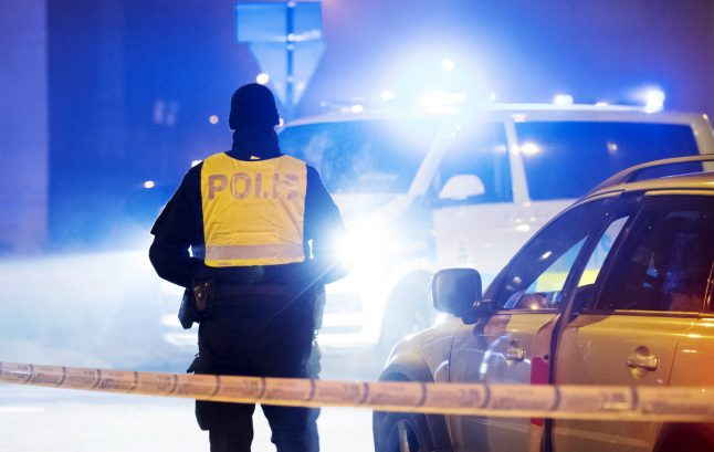 Fewer shootings in Sweden this year, but figures compare poorly with other countries