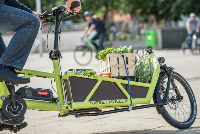 Pedal power: the rise and rise of cargo bikes in Germany