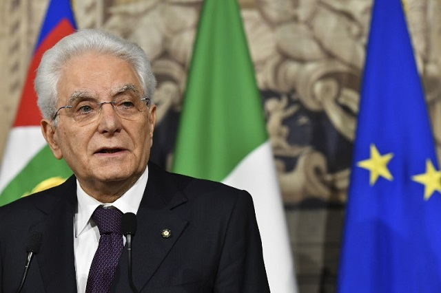 How likely is impeachment of the Italian president?