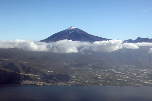 Don't panic: Tenerife's volcano ISN'T about to blow