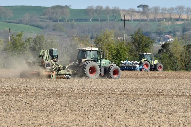 Post-Brexit: France blasts proposed cuts to EU farm funding