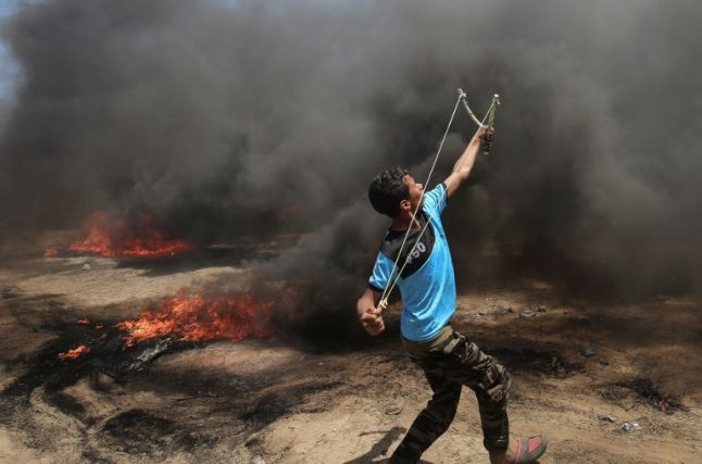 UN says 'it seems anyone is liable to be shot dead' in Gaza