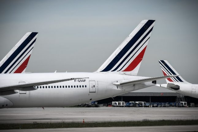 Air France strikes: All unions apart from one call off four-day June walkout