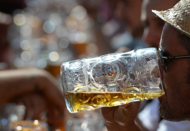 Oktoberfest beer mug to cost over €11 for the first time ever