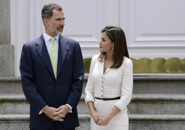 King Felipe and Queen Letizia to meet Trump in White House