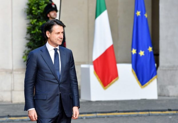 Italy's new government, by the numbers