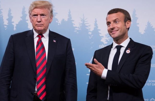 France says Trump's wavering is forcing Europe to deepen defence ties