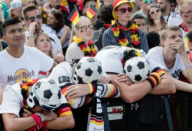 'I thought they'd get killed by Germany': Fans react to Die Mannschaft's shock defeat