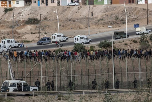 Morocco rejects any EU moves for it to host migrants