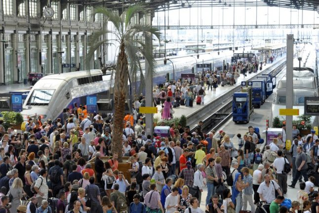 'Don't blame us': Why striking French rail workers are targeting your summer holidays