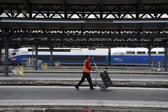 French rail strikes: How Thursday's walkout will affect you