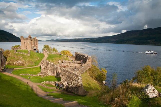 'If we don't find a monster, that doesn't mean there is no monster': Danish scientist at Loch Ness