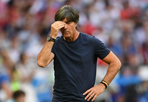 Löw considers quitting after Germany's shock World Cup exit