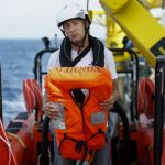 Pain and joy for NGO workers rescuing migrants in Mediterranean